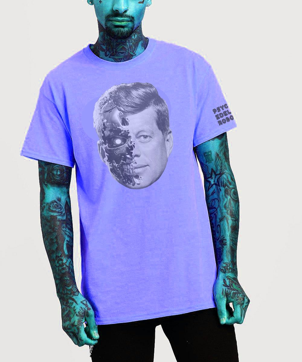 JFK Robot T-Shirt