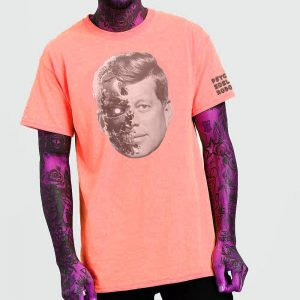 JFK Robot T-Shirt