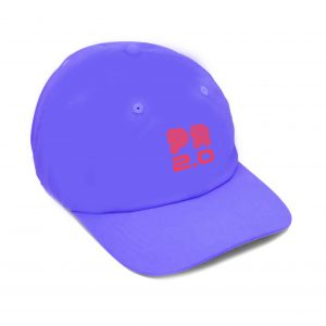 Psychedelic Robot 2.0 Hat