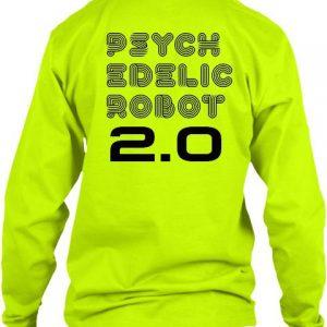 Psychedelic Robot 2.0 Longsleeve