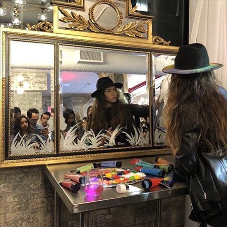OG Millie - Psychedelic Robot - Dallas Art Gallery